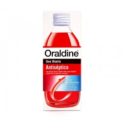 ORALDINE Antiséptico Colutorio Bucal 400ml