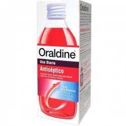 ORALDINE Antiséptico Colutorio Bucal 200ml