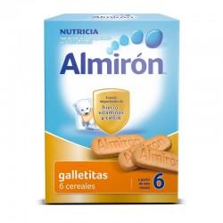 ALMIRÓN Galletitas 6 Cereales 180g