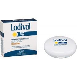 LADIVAL Maquillaje Compacto SPF 50+ Dorado 10g