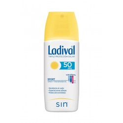 LADIVAL Sport SPF 50+ Spray Transparente 150ml