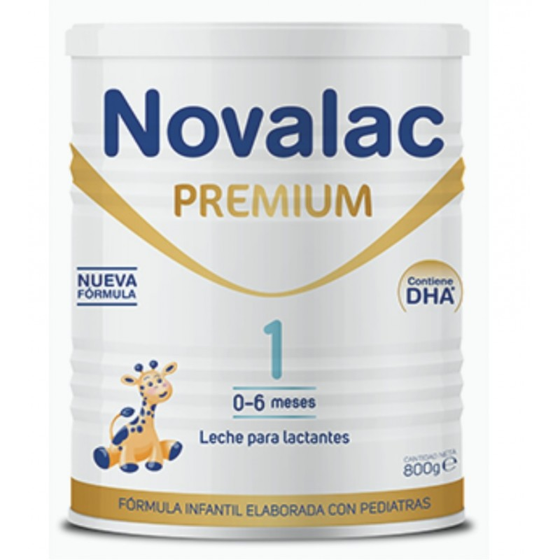 NOVALAC 1 Premium Leche de Iniciación 800g