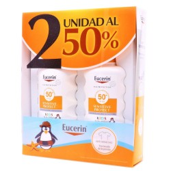 EUCERIN Sensitive Spray Solar Infantil SPF 50+ 2x200ml DUPLO