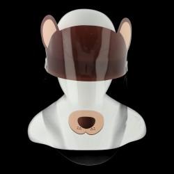 Pantalla Protectora Facial Infantil con Dibujo OSO
