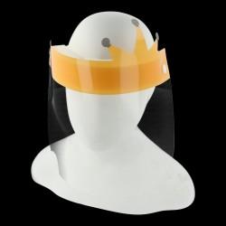 Pantalla Protectora Facial Infantil con Dibujo CORONA