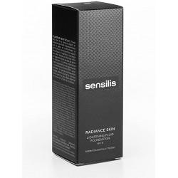 SENSILIS Radiance Skin Maquillaje Fluido Iluminador SPF15 Color Café Nº5 (30ml)