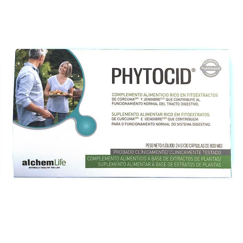 ALCHEMLIFE Phytocid 30 Cápsulas