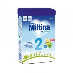 MILTINA Probalance 2 Leche de Continuación 800gr