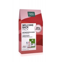 MARTIDERM Pack Welcome Back Antiimperfecciones+Hidratante