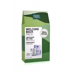 MARTIDERM Pack Welcome Back Unificador de Tono+Hidratante