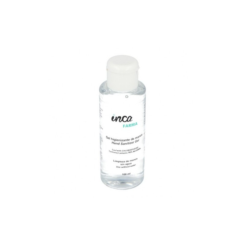 INCA Gel Higienizante de Manos 100ml