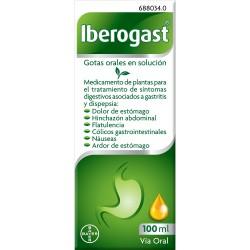 IBEROGAST Gotas Orales Solución 100ml