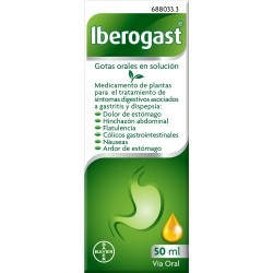 IBEROGAST Gotas Orales Solución 50ml