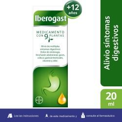 IBEROGAST Gotas Orales Solución 20ml