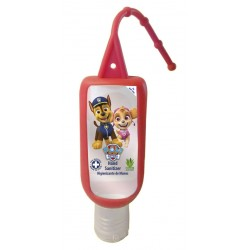 Gel Higienizante de Manos AIR-VAL 60ml Patrulla Canina + Portagel