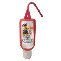 Gel Higienizante de Manos AIR-VAL 60ml Patrulla Canina + Portagel