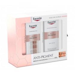 EUCERIN Cofre Anti-Pigment: Dual Serum + Crema de Día SPF 30