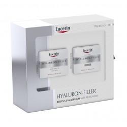 EUCERIN Cofre Hyaluron-Filler: Crema de Día SPF 15 + Crema de Noche