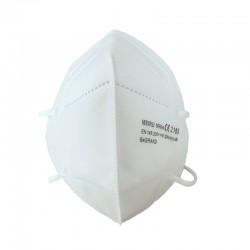 20x MASCARILLAS FFP3 Alta Eficacia de Filtración 98% NR 5 Capas MEIRU