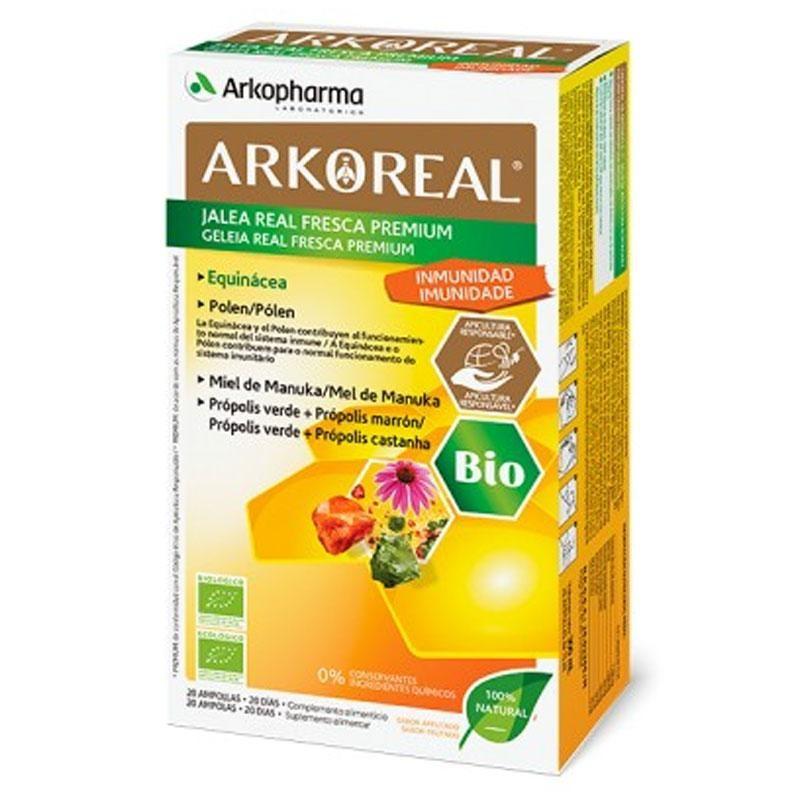 ARKOREAL Jalea Real Fresca BIO Inmunidad 1000mg