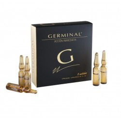 GERMINAL Acción Inmediata Efecto Flash 5 ampollas 1.5ml