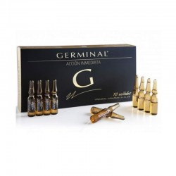 GERMINAL Acción Inmediata Efecto Flash 10 ampollas 1.5ml