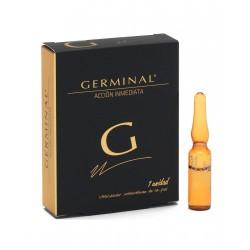 GERMINAL Acción Inmediata Efecto Flash 1 ampolla