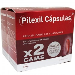 Pilexil Anticaída 100 + 100 Cápsulas DUPLO