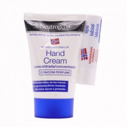 NEUTROGENA PACK Crema Manos 50ML + Stick Labial