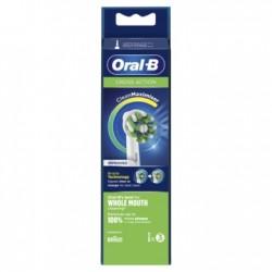 ORAL-B CrossAction Recambio con CleanMaximiser 3 Cabezales
