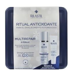RILASTIL Multirepair Pack S-Ferulic Sérum 30ml + Contorno de Ojos 15ml de REGALO
