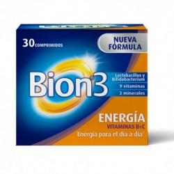 BION 3 Energía 30 Cápsulas