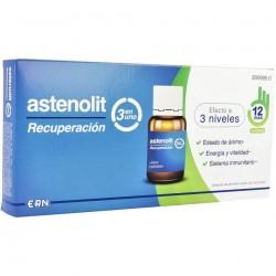 ASTENOLIT Recuperación 3en1 (12 viales)