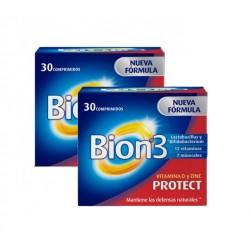 BION 3 Protect Duplo 2x30 Cápsulas