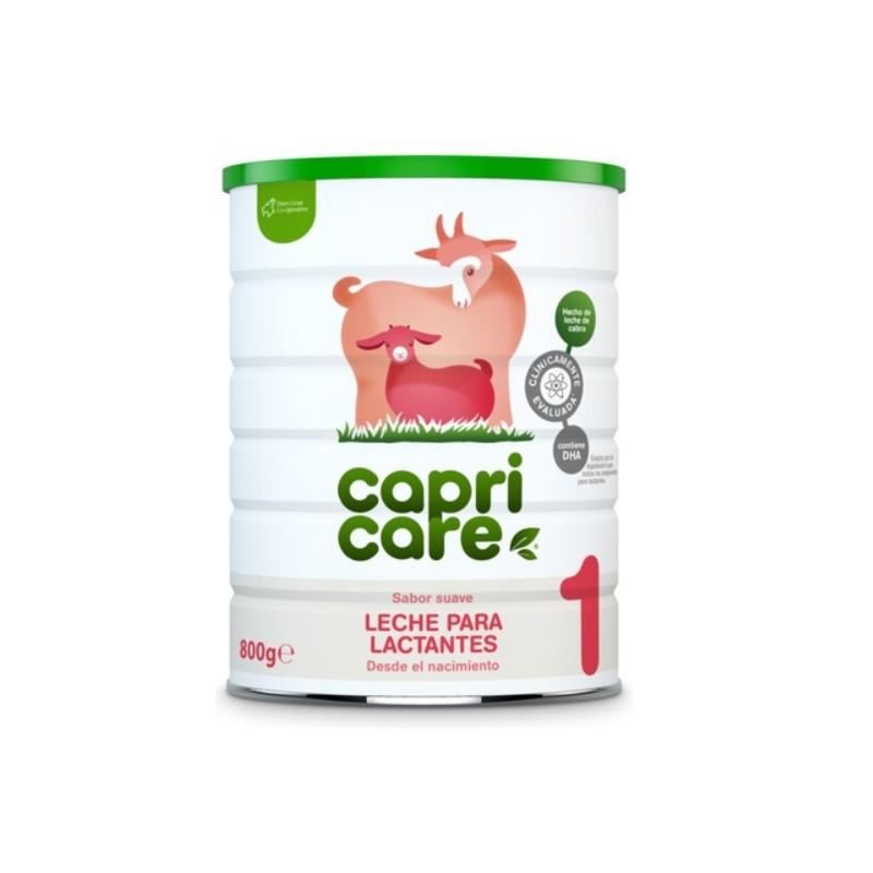 CAPRICARE 1 Leche para Lactantes a base de Leche de Cabra 800gr Nueva Formula
