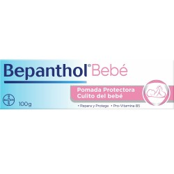 BEPANTHOL Pomada Protectora Bebé 100gr
