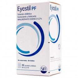 EYESTIL PF Solución Oftálmica 0,25ml x 30monodosis