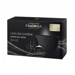 FILORGA Global-Repair Cofre Crema Nutri-Rejuvenecedora + 3 REGALOS (Essence Loción + Sérum + Neceser)