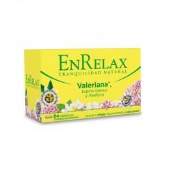 EnRelax Valeriana 84 Cápsulas