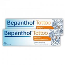 BEPANTHOL Tattoo Crema Tatuajes DUPLO 2x100gr