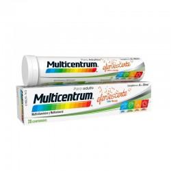 MULTICENTRUM Efervescentes 20 Comprimidos Sabor Naranja
