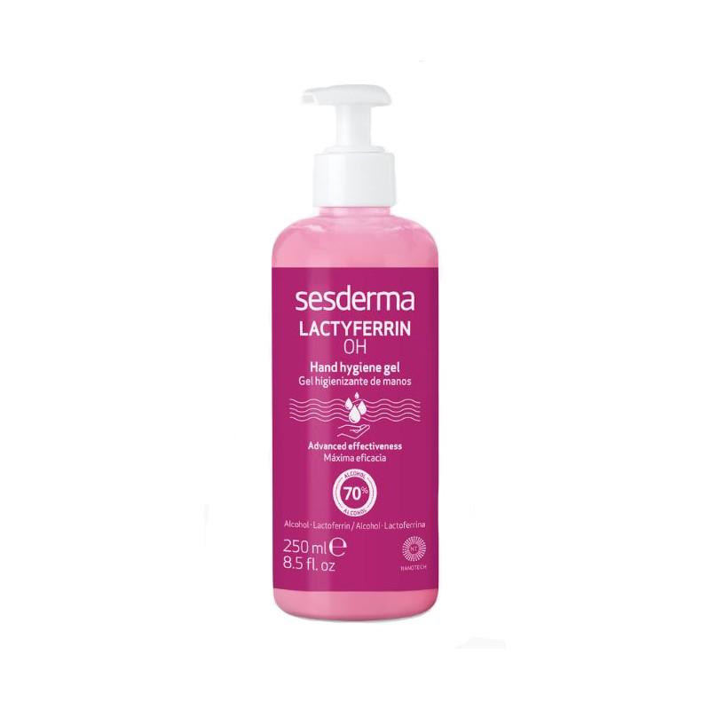 SESDERMA LACTYFERRIN OH Gel Higienizante de Manos 250ml