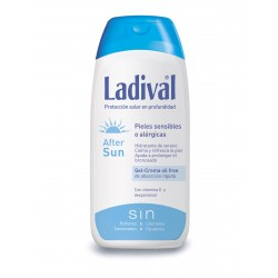LADIVAL Protector Solar Spray FPS 50 200ML + Aftersun 200ML