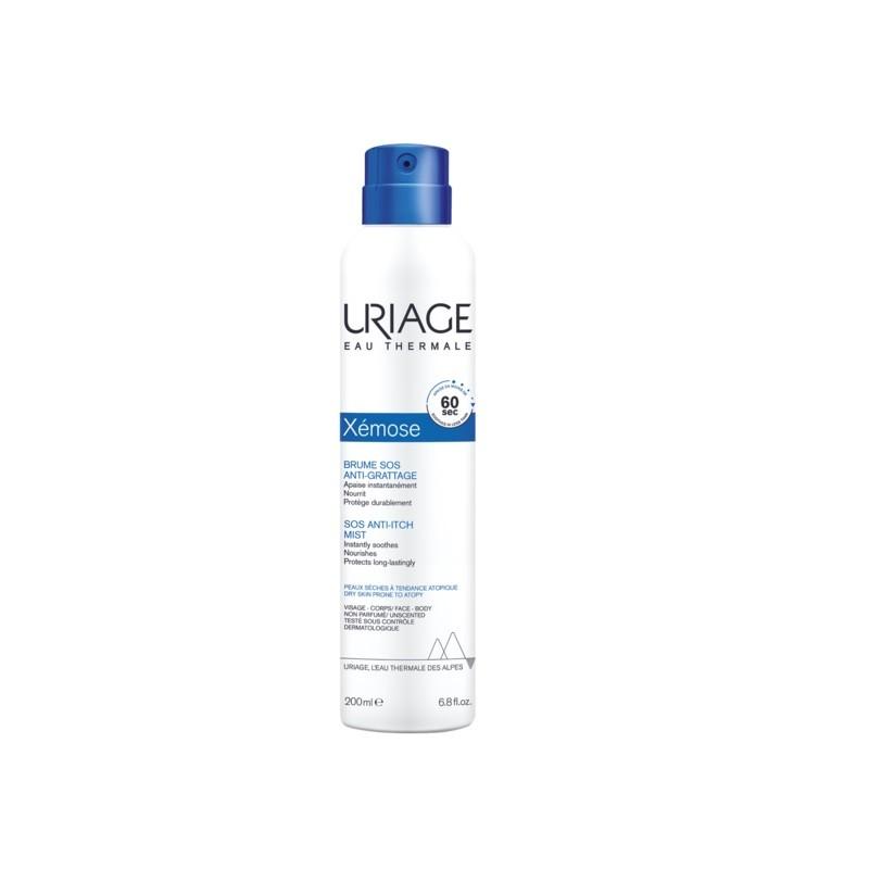 URIAGE Xémose Bruma SOS Anti-Prurito Spray 200ml