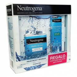 NEUTROGENA PACK Hydro Boost Crema Gel 50ml + REGALO Contorno de Ojos 15ml