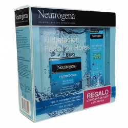 NEUTROGENA PACK Hydro Boost Gel de Agua 50ml + REGALO Contorno de Ojos 15ml