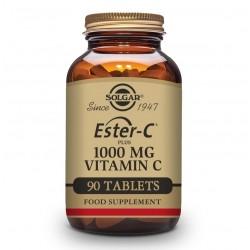 SOLGAR Ester-C Plus 1000mg Vitamina C 90 Comprimidos