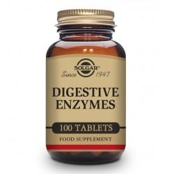SOLGAR Enzimas Digestivas 100 Comprimidos