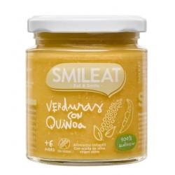 SMILEAT Potito Ecológico Verduras con Quinoa 230g