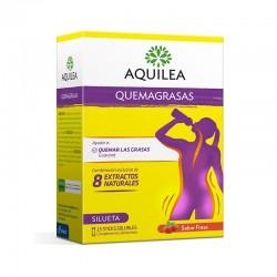 AQUILEA Quemagrasas 15 Sticks Solubles Sabor Fresa